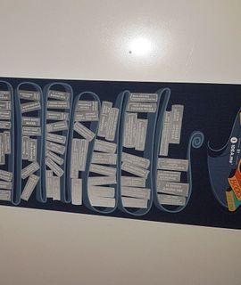 Скретч-постер 100 книг Books Edition Отзыв
