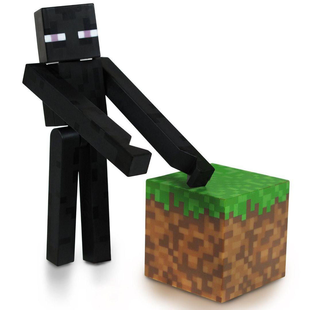 Фигурка Странник края Enderman Minecraft