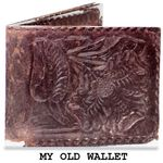 Бумажный Бумажник Mighty Wallet My Old Wallet