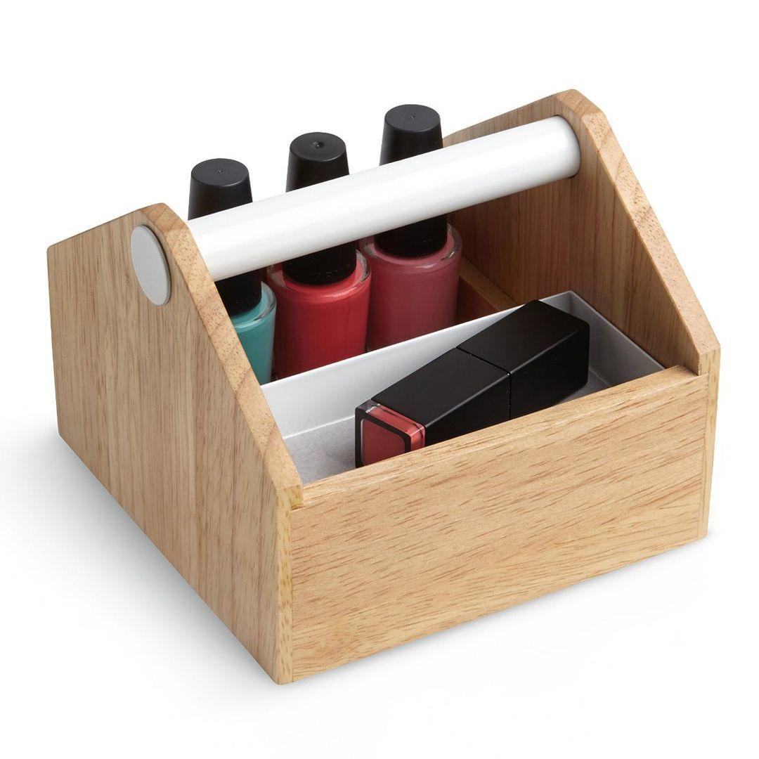 Органайзер для аксессуаров Toto Storage Box малый С косметикой