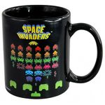 Термокружка Space Invaders В нагретом виде