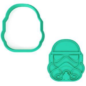 Форма для печенья Star Wars Stormtrooper