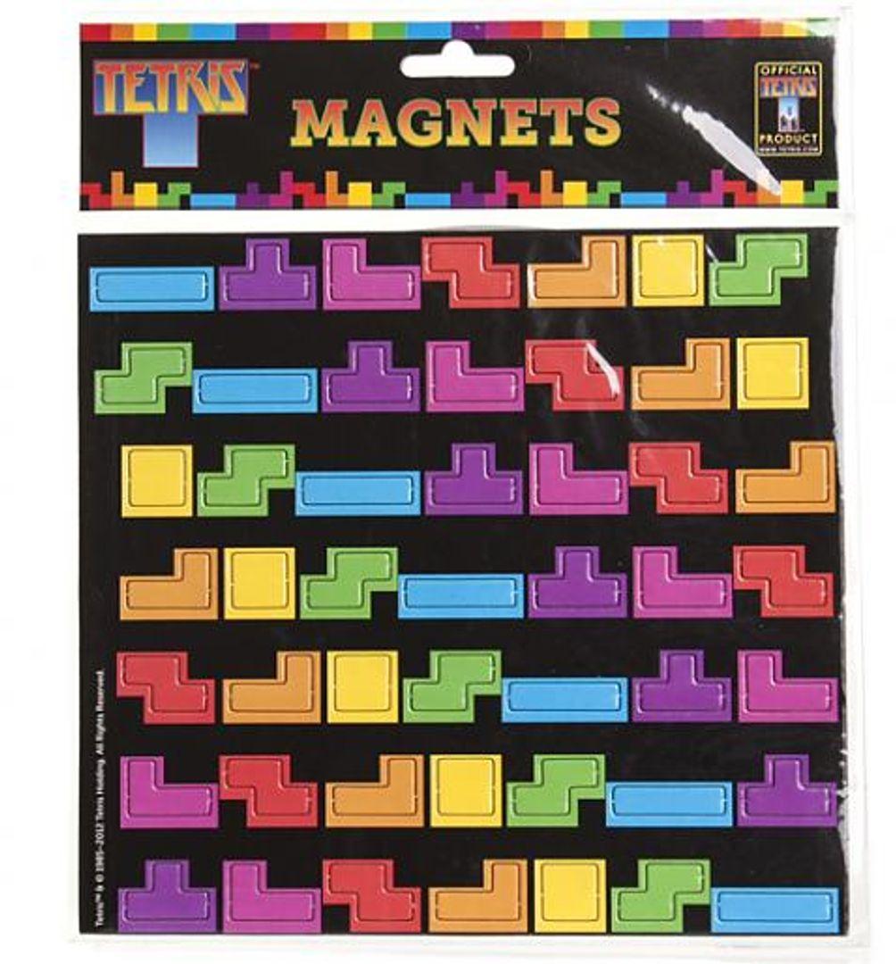 Набор магнитов Тетрис