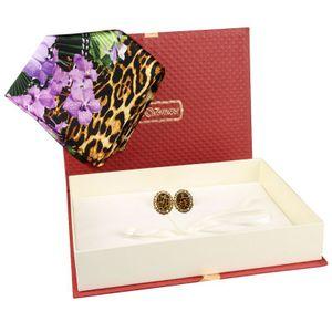 Женский подарочный набор Манхэттен (платок + серьги)