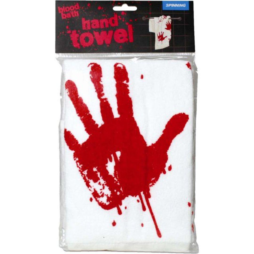Кровавое полотенце