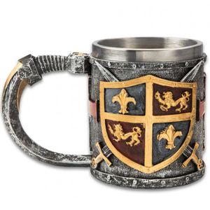 Кружка Средневековая кружка рыцаря