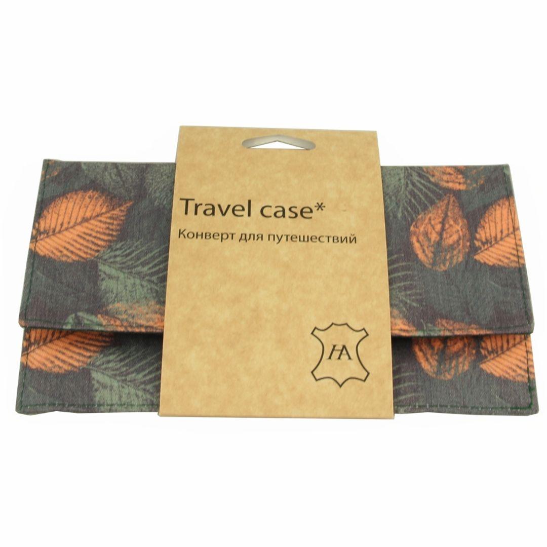 Конверт для путешествий Autumn Leaves В упаковке