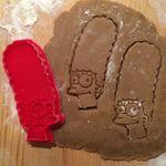 Форма для печенья Marge Simpson