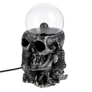 Плазменный шар Череп в когтях