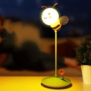 Настольная лампа Пчелка