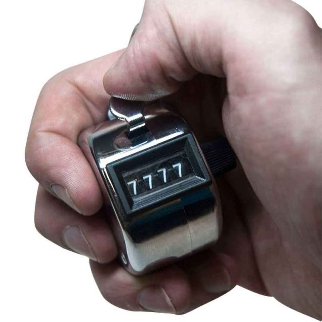 Ручной счетчик Кликер
