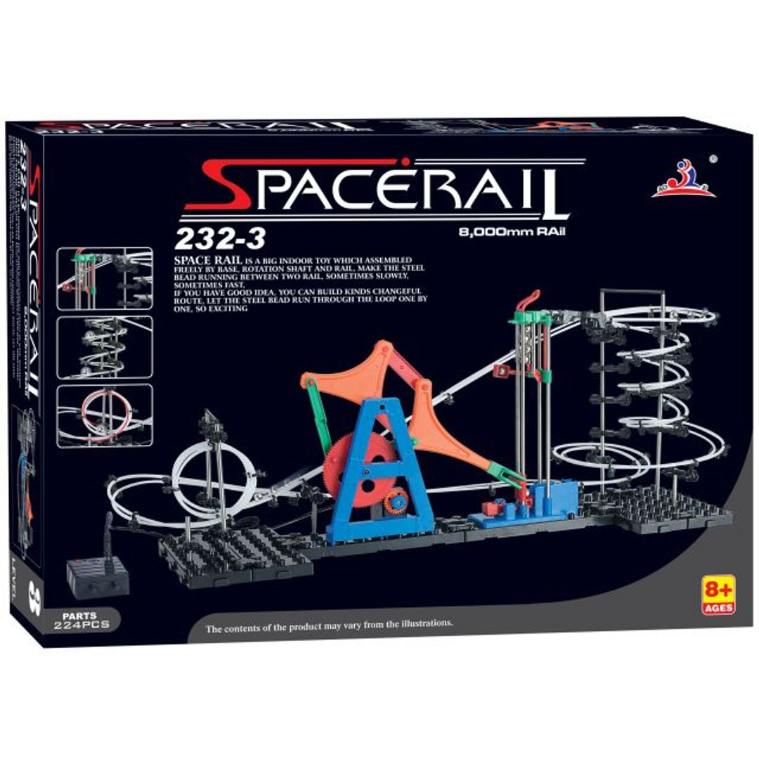 Конструктор SpaceRail Level 3 8100mm Rail No. 232-3 NEW
