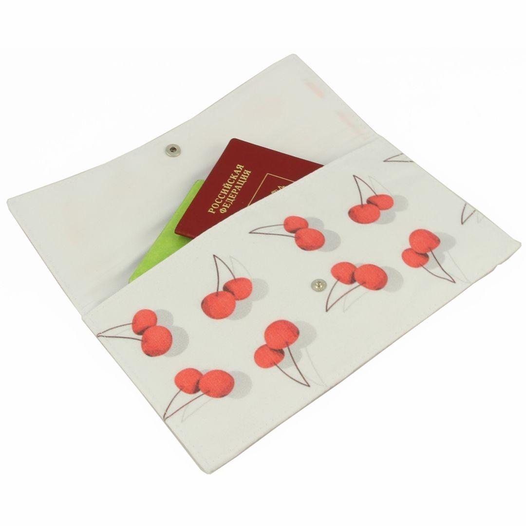 Конверт для путешествий Cherry С документами