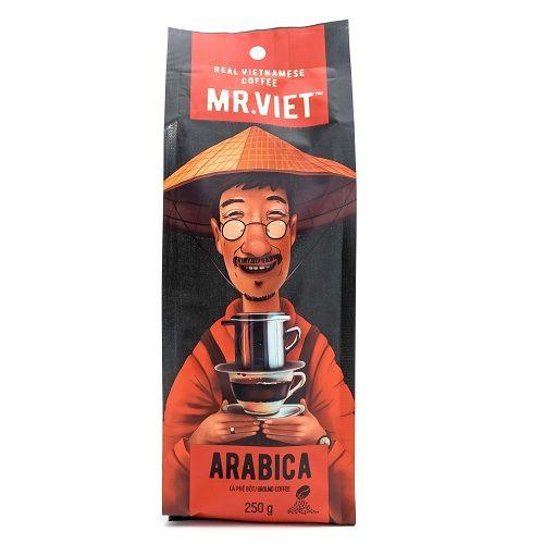 Молотый кофе Арабика<br>от Mr.Viet<br>