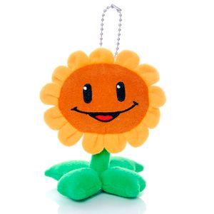 Мягкая игрушка Брелок Подсолнух Plants VS. Zombies (10 см)