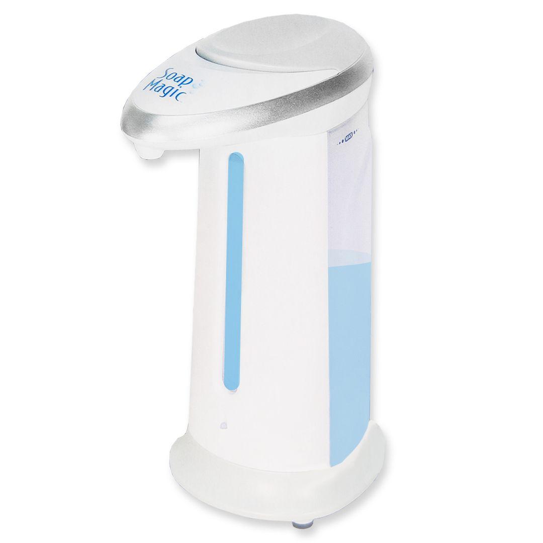 Сенсорный диспенсер для мыла Soap Magic С жидким мылом
