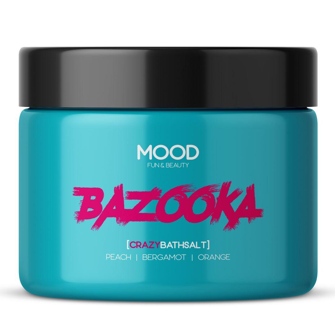 "Соль для ванн MOOD ""BAZOOKA"" от 490 руб"