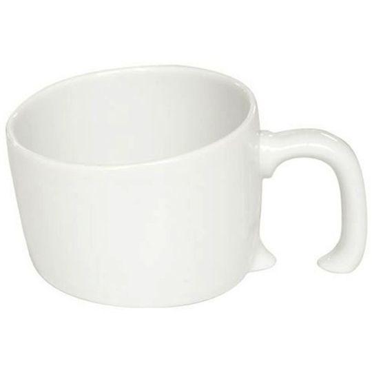 Кружка Полкружки Treasure Cup (Белый)