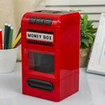 Копилка, разрезающая банкноты