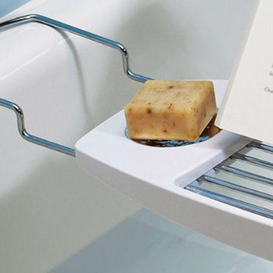 Столик для ванной Umbra Oasis Мыло