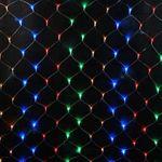 Светодиодная LED гирлянда Сетка (3 х 2 м)