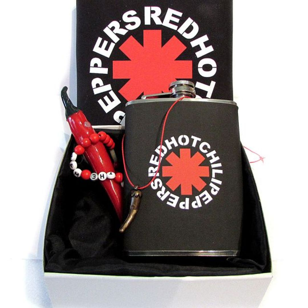 Подарочный набор Red Hot Chili Peppers