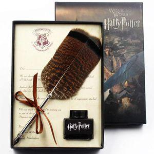 Подарочный набор Harry Potter (перо и чернила)