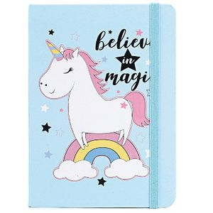 Блокнот Unicorn Believe in Magic (A5)