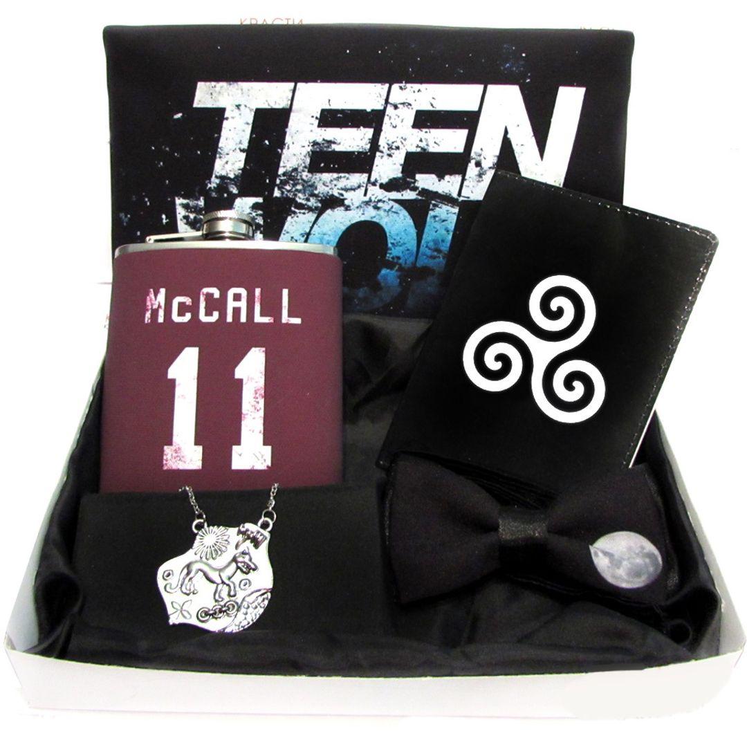 Подарочный набор Волчонок Teen Wolf