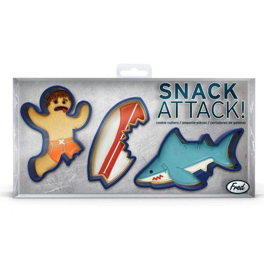 Форма для выпечки Акула Snack Attack