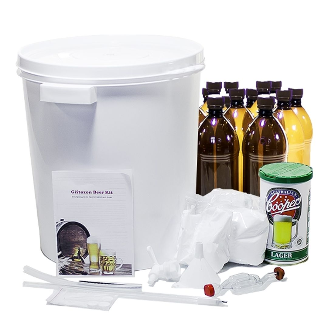 Мини-пивоварня Beer Kit Premium