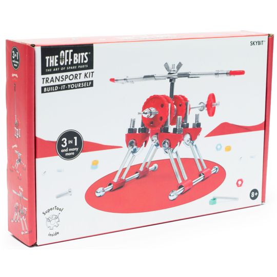 Игрушка-конструктор The Offbits Skybit