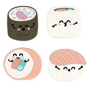 Подставка под стаканы Sushi  (4 шт.)