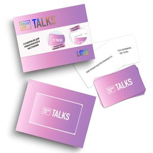 Настольная игра-разговор Dream&Do TALKS Love