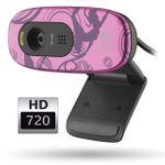 Веб Камера Розовая