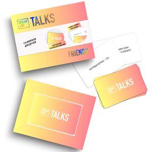 Настольная игра-разговор Dream&Do TALKS Friends