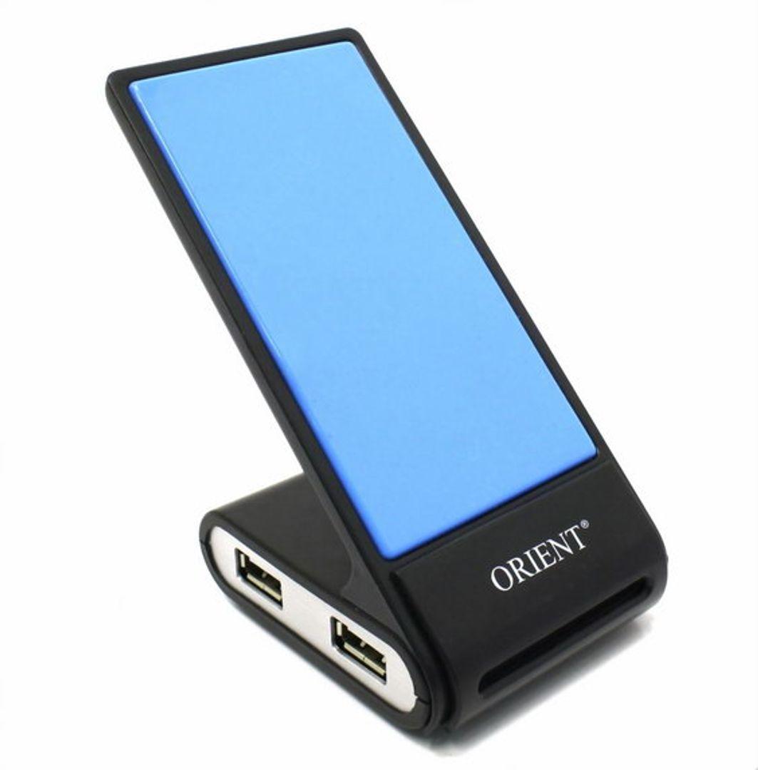 USB Хаб Подставка для мобильника