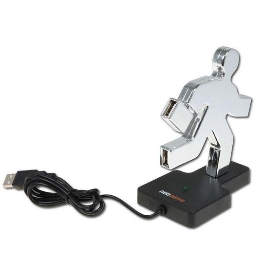 USB Хаб Бегущий человек