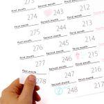 Календарь для беременных Baby on the way