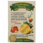 Счастливая монета Клевер Упаковка