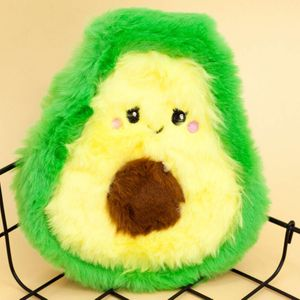 Блокнот плюшевый Avocado