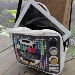 Сумка Цветной телевизор