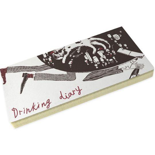 Блокнот Drinking Diary