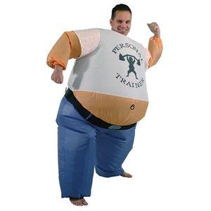 Надувной костюм Тренер