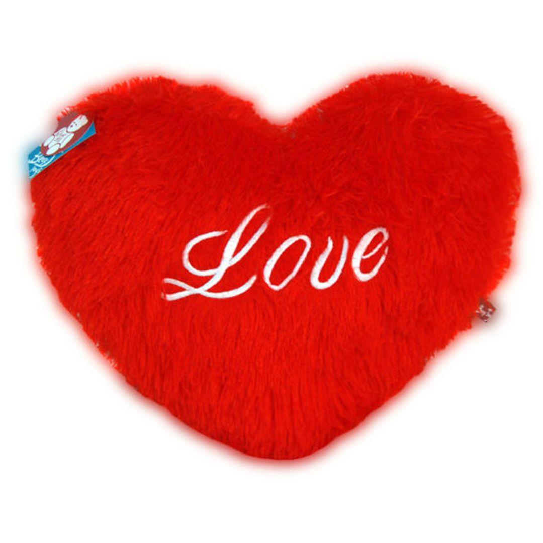 Подушка Сердечко Love