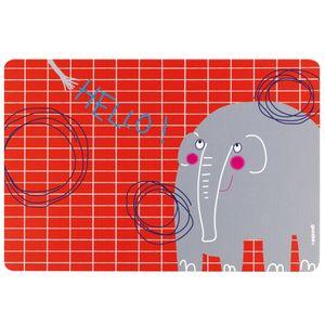 Коврик сервировочный Hello слон (детский)