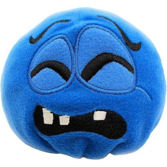 Игрушка Смайлик синий