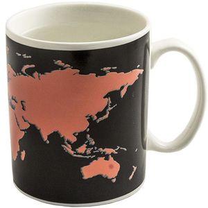 Термокружка Карта мира