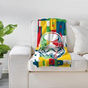 Плед Star Wars Штурмовик Поп-арт