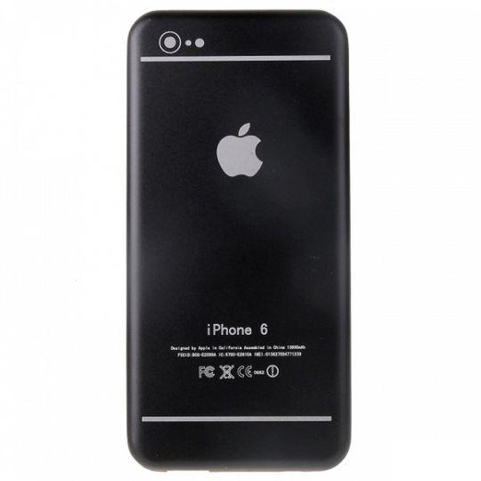 Внешний аккумулятор Power Bank Iphone 6 (Черный)